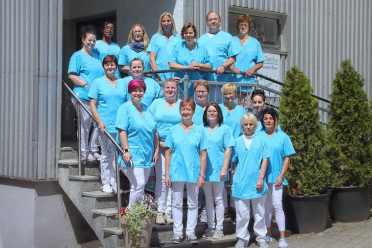 Team von Elisabeth's Pflege - Pflegedienst Simbach